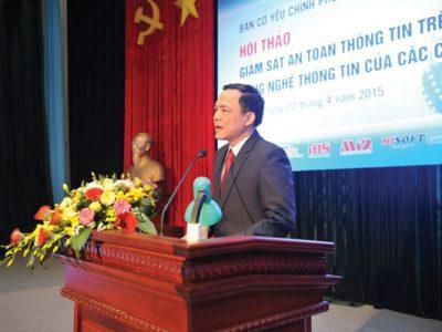"""Mi2 tham dự """"Hội thảo giám sát an toàn thông tin trên mạng công nghệ thông tin của các cơ quan Nhà nước"""" do Ban Cơ Yếu tổ chức."""