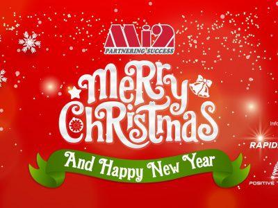 Thư chúc mừng Giáng sinh và Năm mới 2018