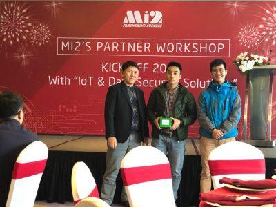 Mi2 khởi động 2019 với hội thảo IoT và Data Security cho đối tác