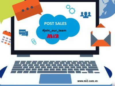 Mi2 Hà Nội tuyển dụng 06 Post-Sales