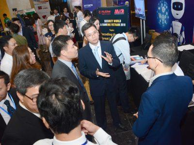 McAfee – Mi2 tham dự chuỗi Hội thảo – Triển lãm Quốc gia về An ninh Bảo mật, Ngân hàng 2019